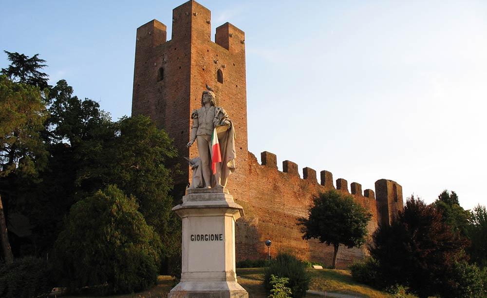 Risultati immagini per mura castelfranco veneto